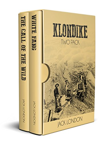 klondike-two-pack-the-call-of-the-wild-and-white-fang-illustrated-audio-links-english-edition