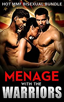 Cover: Ambers Menage Bundle - Menage with the warriors