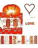 Wunderkerzen Herz Love Wondercandle