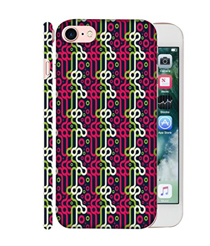Apple iPhone 6 / iPhone 6S Premium Designer Printed with Sided Back Case Cover from 99Sublimation Motif Pattern