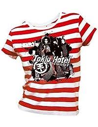TOKIO HOTEL - band Photo - T-Shirt Officiel Femme