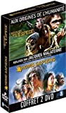 Aux origines de l'humanité : L'odyssée de l'espèce / Homo Sapiens - Coffret 2 DVD