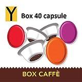 Yespresso Capsule Bialetti Mokespresso Compatibili - Confezione Da 40 Pezzi