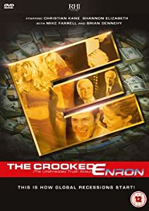Crooked E: The Unshredded Truth About Enron [DVD]