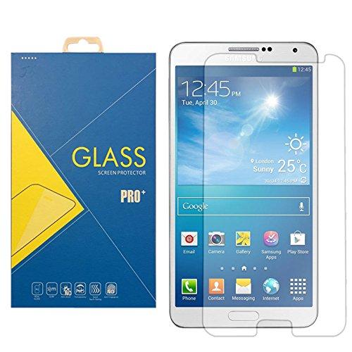 Folie gehärtetem Glas Samsung Galaxy Note 3Neo SM-N7500/N7505–Bildschirm stoßfest antigrafio