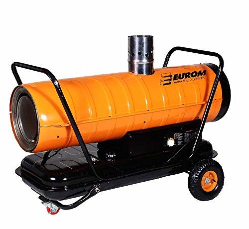 EUROM OK72CAP Petroleum - Diesel Heteluchtkanon 70 kW