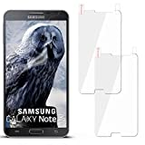 moex 2X Samsung Galaxy Note 3 Neo | Schutzfolie Klar Display Schutz [Crystal-Clear] Screen Protector Bildschirm Handy-Folie Dünn Displayschutz-Folie für Samsung Galaxy Note 3 Neo Displayfolie