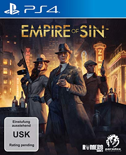 Empire of Sin Day One Edition (Playstation 4)
