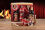 Feuerzangentasse Geschenkset, Feuerzangenbowle, Glühwein (Apres-Ski)