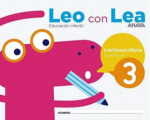 Leo con Lea 3. Cuadrícula. - 9788469829707