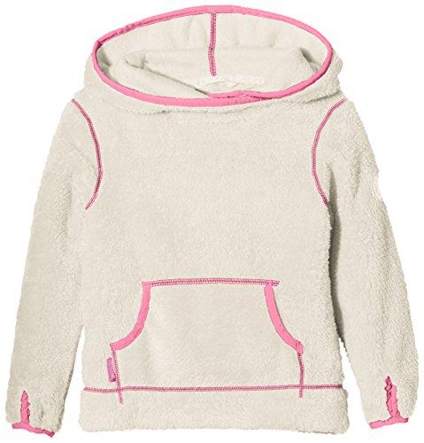 Regatta Girl 's DSCHAFAR Fleece Jacke-Polar Bär, Gr. 3-4 -