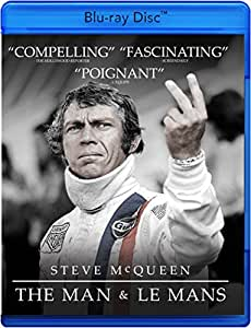 Steve Mcqueen: the Man & Le Mans / [Blu-ray] [Import anglais]