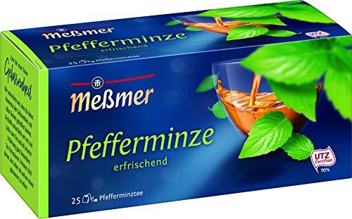 Meßmer Pfefferminztee, 4er Pack (4 x 56.25 g)