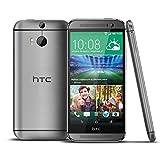 HTC ONE M8 Dual-SIM-Gun Metal Grau