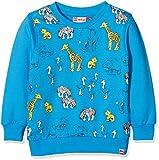 Lego Wear Baby-Jungen Sweatshirt Lego Duplo Sander 110-Sweatshirt, Blau (Blue 538), 104