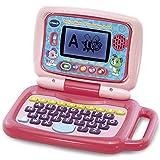 VTech Jouets Électroniques Éducatifs - Ordinateur-Tablette P'Tit Genius Touch Mauve