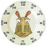 le grossissement fois table table lord douze contes 22 9 cm assiette en m?lamine