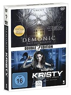 Mystery Double Pack 3: Demonic & Kristy (2-Disc Set)