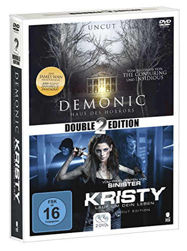 Mystery Double Pack 3: Demonic & Kristy (2-Disc Set)