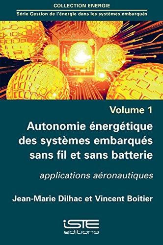 Autonomie nergtique des systmes embarqus sans fil et sans batterie
