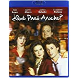 ¿Qué Pasó Anoche? (Blu-Ray) (Import) (2010) Rob Lowe; Demi Moore; James Belu