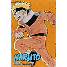 Naruto (3-in-1 Edition) Volume 6
