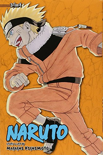 NARUTO 3IN1 TP VOL 06 (C: 1-0-1) (Naruto (3-in-1 Edition))