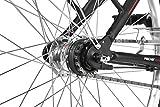 FISCHER E-Bike CITY ECU 1721, Vorderradmotor 48 V/557 Wh, Shimano 7-Gang-Schaltung -