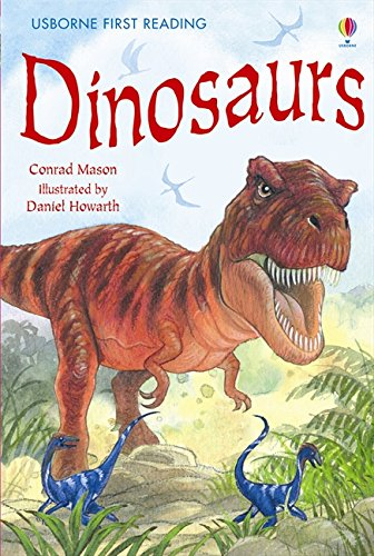 Dinosaurs (2.3 First Reading Level Three (Red))