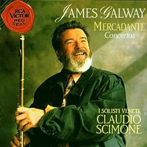 Mercadante - Flute Concertos