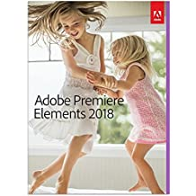 Adobe Premiere Elements 2018 Standard | PC/Mac | Disc
