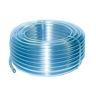 8mm ID 30 Metre Length PVC Tube Clear Plastic Hose - AutoSiliconeHoses