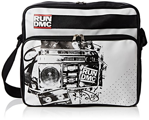 Black & White Messenger (Kuriertasche)