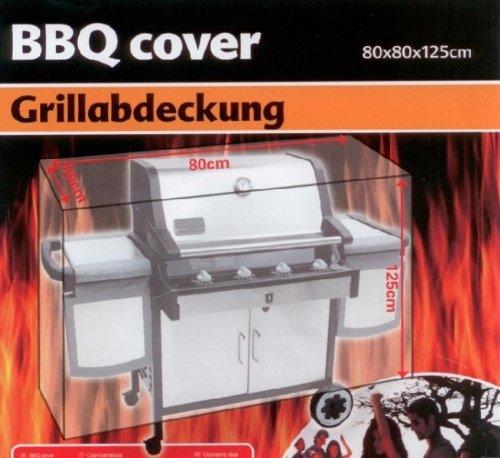 Edco Pot 871125234818 pour barbecue 80 x 80 x 125 cm