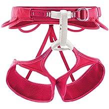 Petzl Klettergurte Selena - Arnés de escalada, color rosa, talla s
