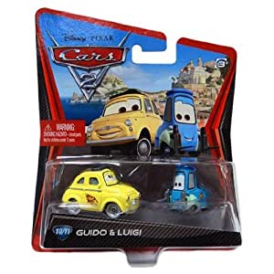 Disney Cars 2 - Luigi & Guido
