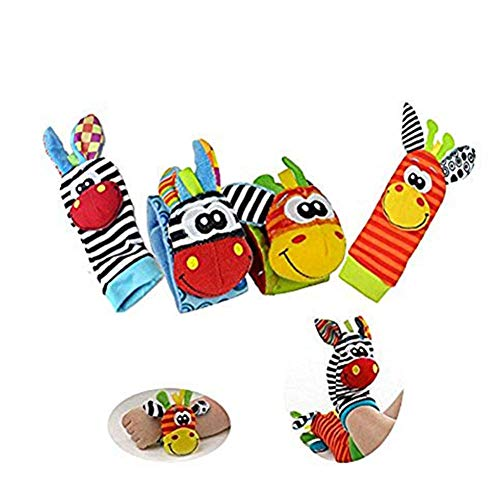 Youkara 1 Set La muñeca animal Muñequera Calcetines