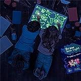 SUNNYDAY Dessinez avec la lumière Planche à Dessin Planche Lumineuse Table de Dessin pour Enfants Graffiti Magique pour Enfants...