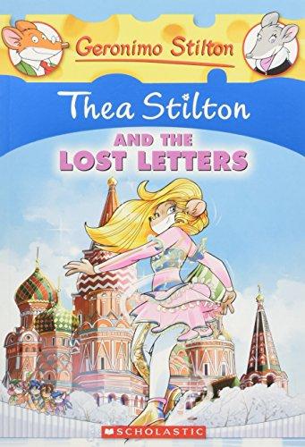 Thea Stilton no.21.Thea Stilton And The Lost Letter por Vv.Aa.