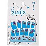 Snails 30002101 3D-Nail Tattoo Perfect Princess