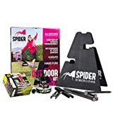 Spider Slacklines Outdoor Kit White 15