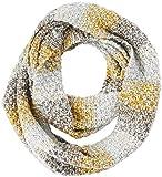 s.Oliver Damen Schal 39.809.91.3624, Braun (Brown Knit 84x1), One Size (Herstellergröße: 1)