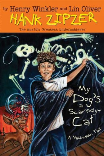 My Dog's a Scaredy-Cat #10 : A Halloween Tail(Paperback) - 2006 Edition