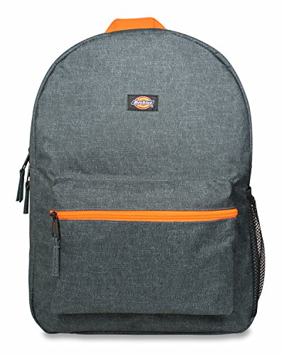 Dickies Student Backpack, Charcoal Heather -