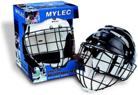 Mylec sr. Helmet with Wire Wire Wire Face Guard, unisex, neroB002LBDGE8Parent | Garanzia di qualità e quantità  | Reputazione affidabile  | Ottima qualità  beeaf8