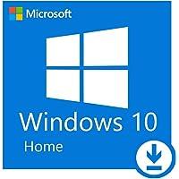 Microsoft Windows 10 Famille (HOME) 32, 64 bits, Licence Français, Clé d'activation originale, Livraison par e-mail