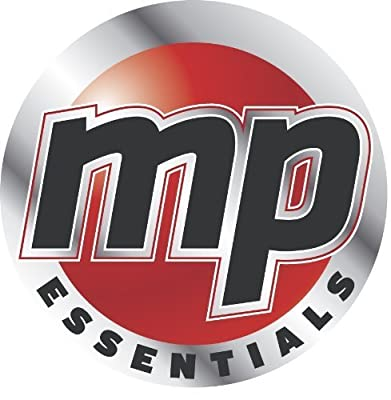 Mp Essentials Large 22 Outdoor Garden Camping Bbq Barbeque Grill And Firebowl Firepit- Black by MP Essentials