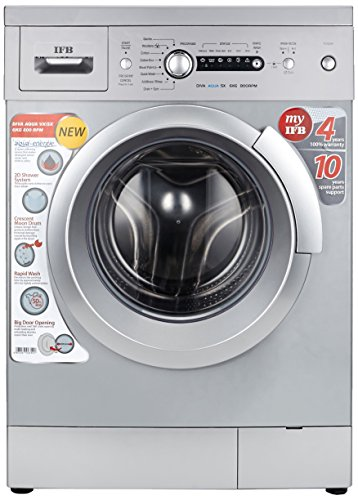 IFB 6 kg Fully-Automatic Front Loading Washing Machine (Diva Aqua...