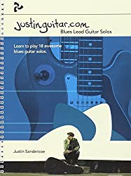 Justinguitar.Com Blues Lead Guitar Solos (2015-06-23)