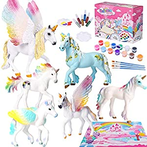 Tacobear Unicornio Figuras Pintar Juegos